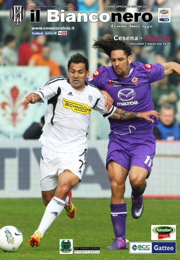 05/03/2012 Anno 2 N° 12 - Cesena Calcio