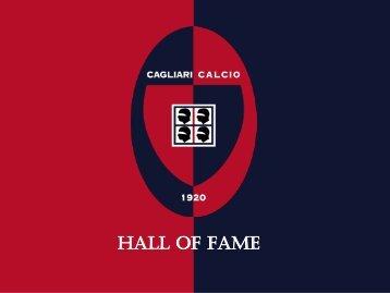Palmarès - Cagliari Calcio