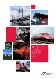 Rapporto annuale di bilancio 2011 - Ferrovie dello Stato