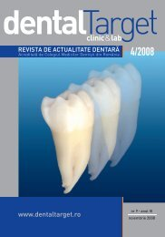 descarca pdf - Dentaltarget