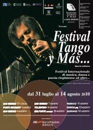 Opuscolo 15x21.indd - Tango Podcast in Italiano