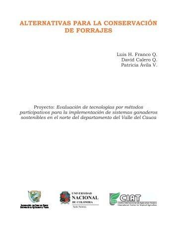 PDF (Cartilla) - Universidad Nacional de Colombia