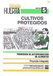Cultivos Protegidos