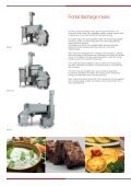 Risco complementary lines: Automatic angle grinders Frontal ... - Page 6