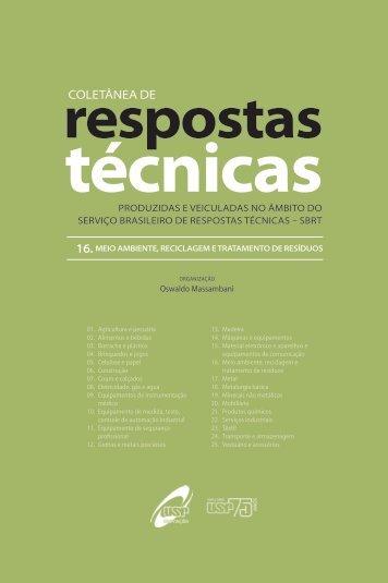 respostas técnicas - Publier