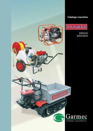 Catalogo macchine edizione 2002/2003 - Vianelloma