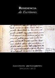 Residencia de Escritores - Axóuxere Editora