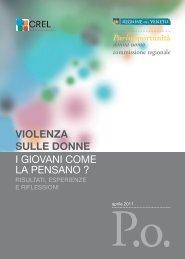 violenza sulle donne i giovani come la pensano - logo di Cristina ...