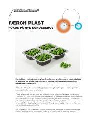 Færch Plast: Fokus på nye kundebehov - Design2innovate