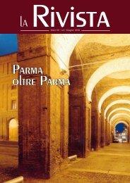 Parma oltre Parma - Camera di Commercio Italiana per la Svizzera