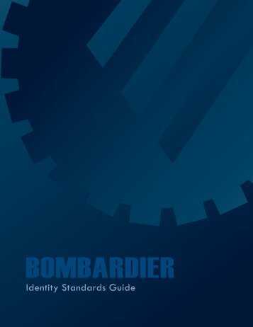 bombardier standards guide