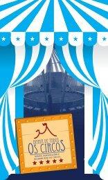 1 atrair, sensibilizar e receber bem os circos - Fundação Cultural do ...