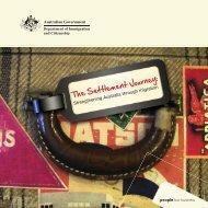 The Settlement Journey - Strengthening Australia through migration