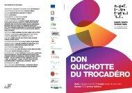 DON QUICHOTTE DU TROCADÉRO - Napoli Teatro Festival