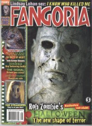 Read pdf of article and interview with Tyler Mane in Fangoria