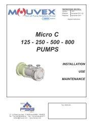 NT 1001-P00 11.11 (2) MC125 - MC250 - MC500 - MC800 e:NT ...