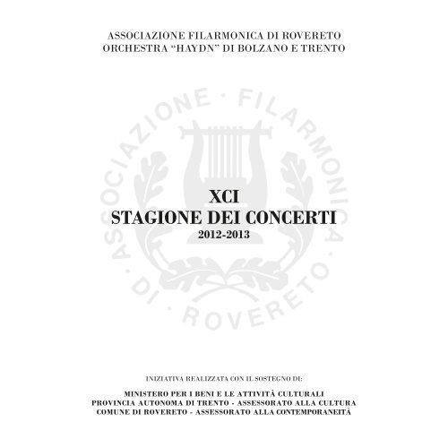 scarica qui il libretto della stagione (8,6 mb) - Associazione ...