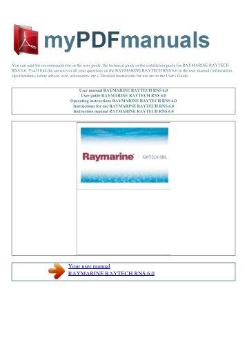 raytech magazines rh yumpu com