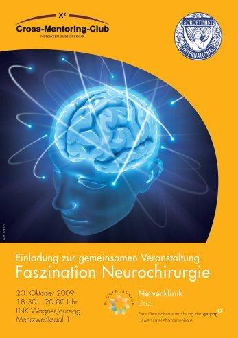 Faszination Neurochirurgie – Programm