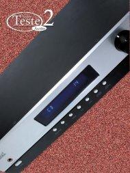 Teste 2 Áudio – Integrado Cary CAI-1 - Logical Design