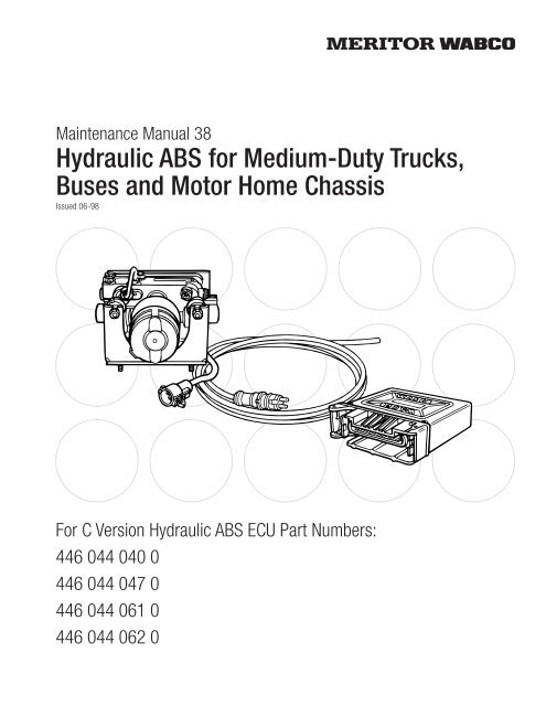 Wabco Abs Ecu Wiring Diagram haldex trailer abs wiring ... on