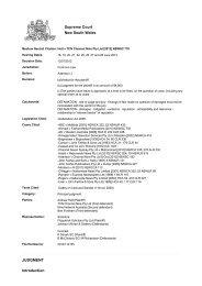 Holt v TCN Channel Nine Pty Ltd - CCH Law Chat