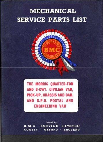 Morris - SpridgetGuru.com