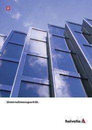 Helvetia Unternehmensportrait - Die VitaPlus AG