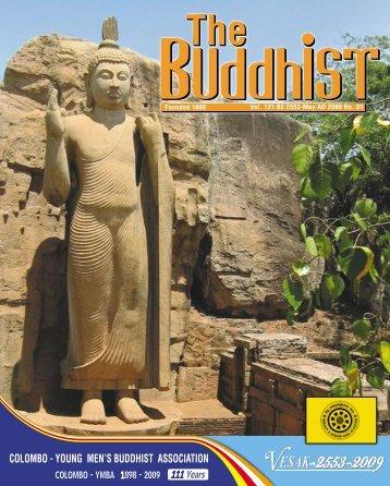 The Buddhist - Vol 121 - YMBA