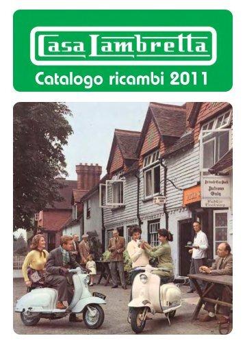 catalogo ricambi Lambretta:22791_CAT_2004 - Casalambretta