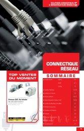 CONNECTIQUE RÉSEAU - ACT Service