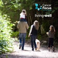 living well - Cancer Focus Northern Ireland