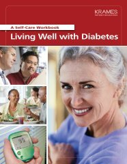 Living Well with Diabetes - Blue Cross and Blue Shield of Louisiana