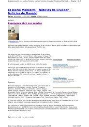 El Diario Manabita - Cluster - Empresas Pesqueras en Países ...
