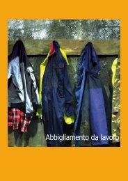 abbigliamento tecnico - BLU antinfortunistica