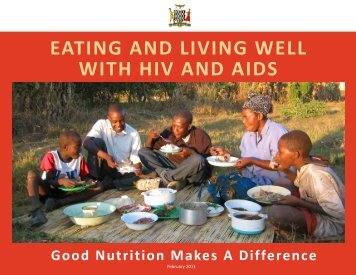 Zambia Flipchart: Eating and Living Well with HIV and AIDS ... - FANTA