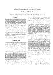 SET-BASED LABEL PROPAGATION OF FACE IMAGES Chao Xiong ...