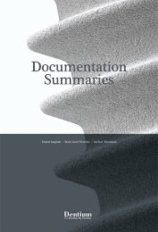 Documentation Summaries - Implantium & Medical Company