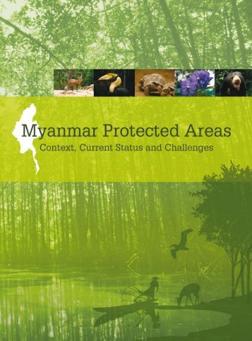 Myanmar Protected Areas: Context, Current Status ... - Istituto Oikos