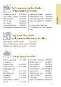 Pfarrbrief Advent 2009 - Kirche Annweiler - Seite 5