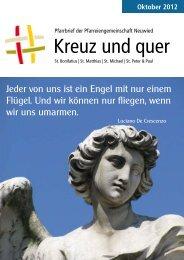 Kreuz und quer - Pfarreiengemeinschaft Neuwied