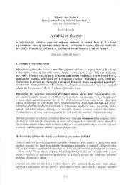Výběrové řízení - nájem bytu č. 9, Peckova 252/3 - Praha 8