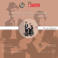 1000 Proverbi in 4 versioni - Provincia di Torino