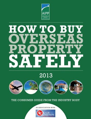 How to Buy Overseas Property Safely - Turkish Connextions