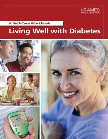 Living Well with Diabetes Workbook - Krames Online