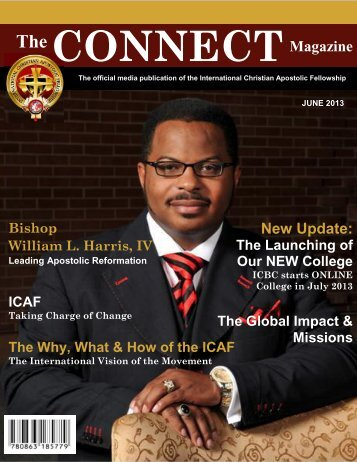 ICAF CONNECT_JUNE ISSUE