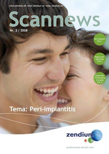 Tema: Peri-implantitis - Zendium tandpasta