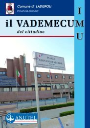 scarica il vademecum imu - Comune di Ladispoli