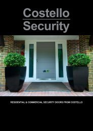 Download Costello Security Timber Panelled Made to Measure ...