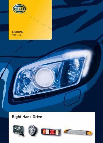 HELLA - Lighting catalogue